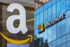 پلتفرم مشترک مایکروسافت و آمازون