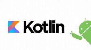 اندروید پشتیبانی از زبان برنامه نویسی Kotlin