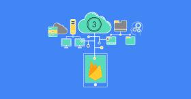 ساخت اپلیکیشن فایربیس و PHP
