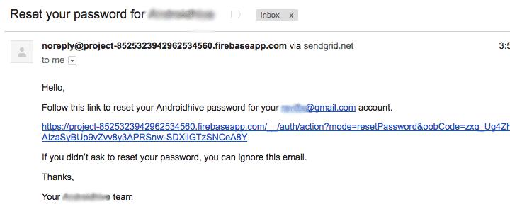 فعال کردن Firebase Auth | مزایا استفاده از فایربیس