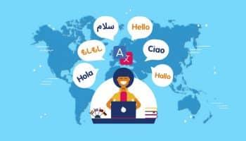 ساخت سایت چند زبانه وردپرس با افزونه GTranslate