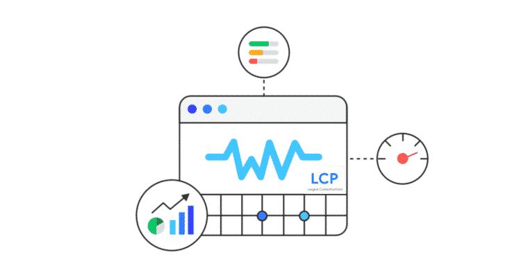 LCP چیست | تفاوتهای بین Metric و API