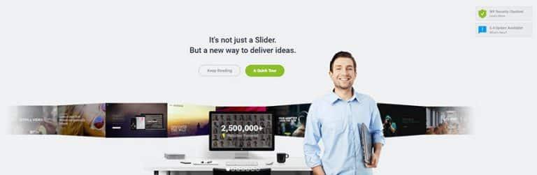 6. افزونه Slider Revolution